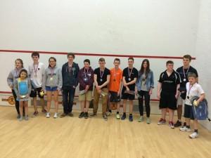 Sieger der Jugendmeisterschaft 2014