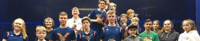 Hamburger Jugend Einzelmeisterschaft 2019 - Setayesh Vizemeisterin